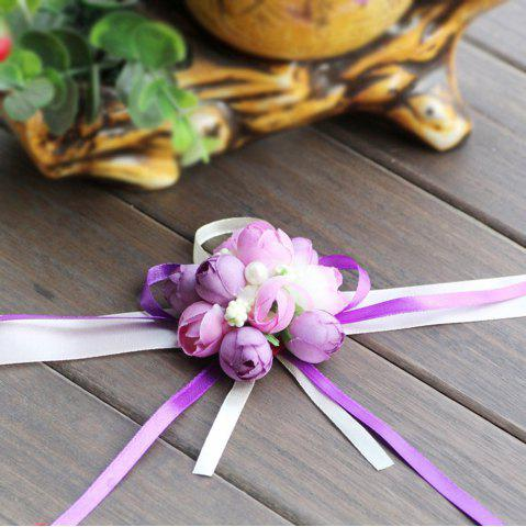 Outfits The Rose Emulational Wrist Flower Decoration