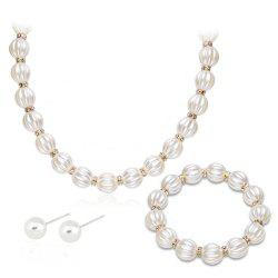 New Style Simple Graceful Necklace Set -