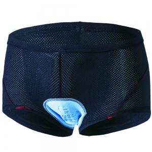 Realtoo Men's 3D Padded - Breathable Riding Underwear For  Biking Bicycle -