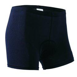 Realtoo Women's 3D Padded Bicycle Cycling Underwear Shorts -