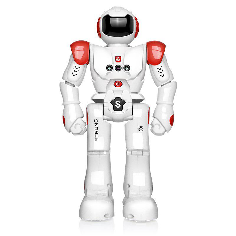 Outfit USB Charge RC Robot Dancing Gesture Action Figure Control Toys  Present Birthday Gift for Kids Children