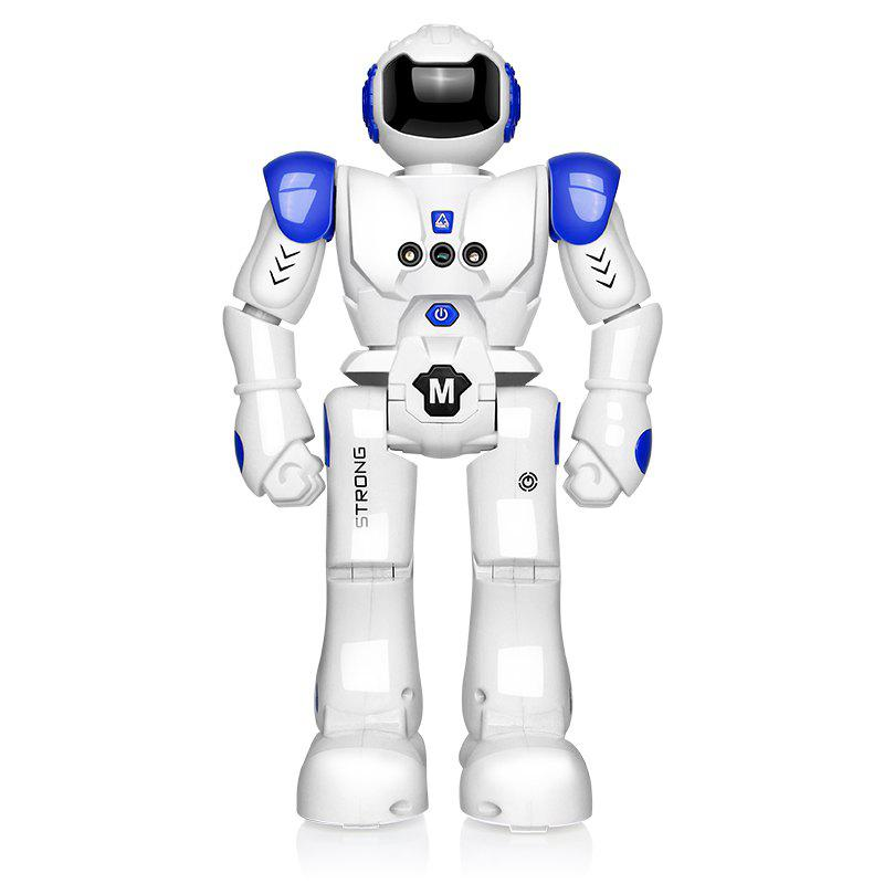 Shops USB Charge RC Robot Dancing Gesture Action Figure Control Toys  Present Birthday Gift for Kids Children