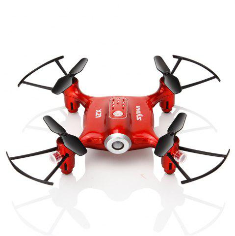 Sale SYMA X21 RC Drone RTF with Headless Mode / Altitude Hold / Low-voltage Protection