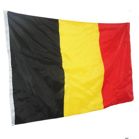 Best Fans Games Belgian Flag on The 4TH 90 x 150CM