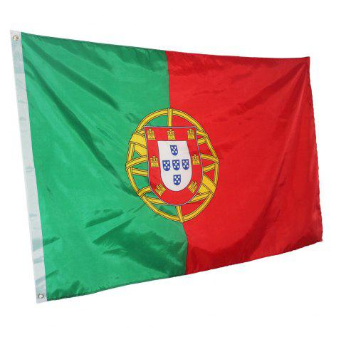Chic Fans Games Portugal Flag on The 4TH 90 x 150CM