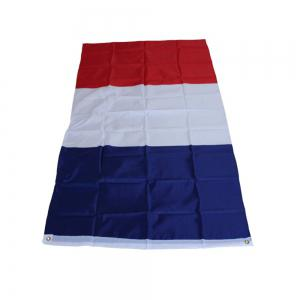 Fans Games French Flag on The 4TH 90 x 150CM -