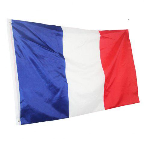Affordable Fans Games French Flag on The 4TH 90 x 150CM