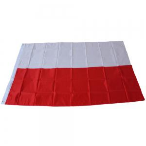 Fans Games Polish Flag on The 4TH 90 x 150CM -