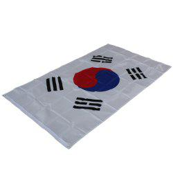 Fans Games South Korea Flag on The 4TH 90 x 150CM -