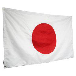Fan Games Japan Flag on The 4TH 90 x 150CM -
