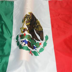 Fans Games Mexican Flag on The 4TH 90 x 150CM -