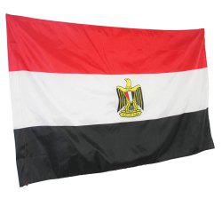 Fans Games Egyptian Flag on The 4TH 90 x 150CM -