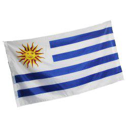 Fans Games Uruguay Flag on The 4TH 90 x 150CM -