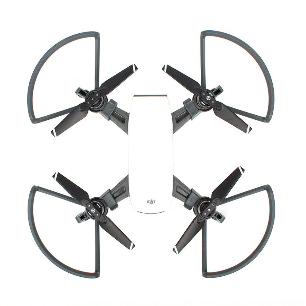 Shops Propeller Guards Foldable Landing Gears Protective Kit for DJI SPARK Camera Drone Accessories
