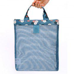 Korean Vogue Style Beach Sports Portable Travel Storage Bag -