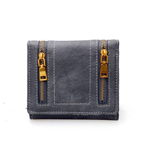 Cheap New Fashion Zipper Purse Female Personality