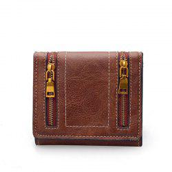 New Fashion Zipper Purse Female Personality -