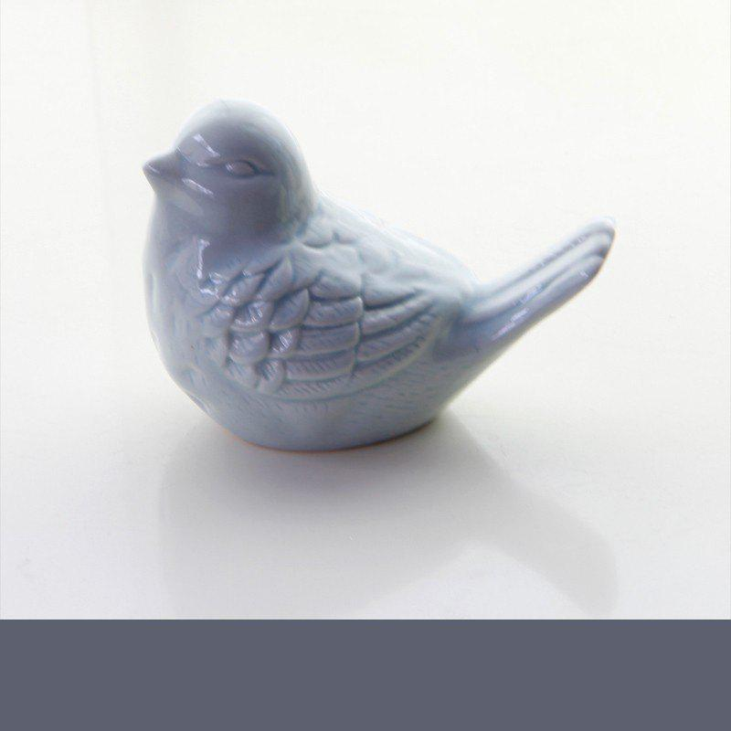 Shop Ceramic Cute Bird Decorations Creative Home Supplies Multiple Color