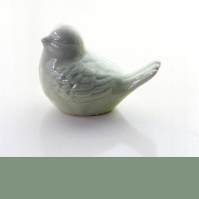 Hot Ceramic Cute Bird Decorations Creative Home Supplies Multiple Color
