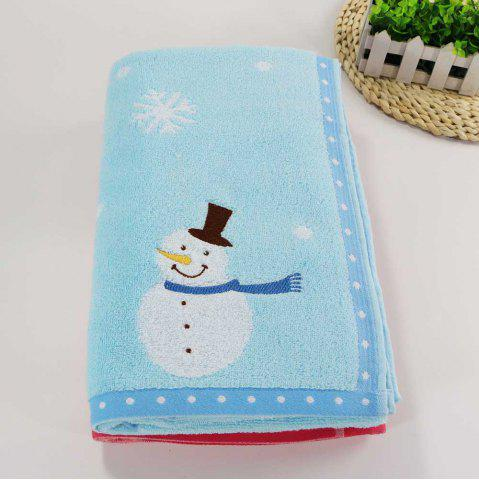 Shops Soft Cotton Bath Towel for Children Adult Snowflake Snowflake Sports Camping