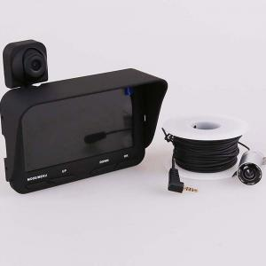 Newest 4.3 Inch Dual Camera Fish Finder 20M Underwater Fishing Video Camera Monitor -