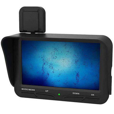 Cheap Newest 4.3 Inch Dual Camera Fish Finder 20M Underwater Fishing Video Camera Monitor