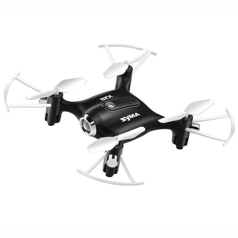 Discount SYMA X20 Mini RC Drone RTF Headless Mode / Altitude Hold / 360 Degree Flip