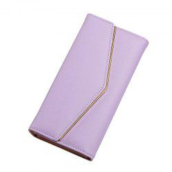 Baellerry Women's Trifold Long Purse Casual Wallet Hand Bag Credit Card Holder -