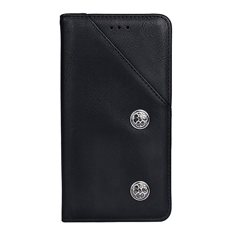 Buy Retro Grain PU Leather Case for Elephone P8