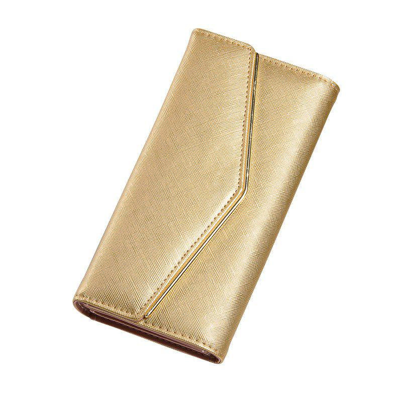 Sale Baellerry Women's Trifold Long Purse Casual Wallet Hand Bag Credit Card Holder