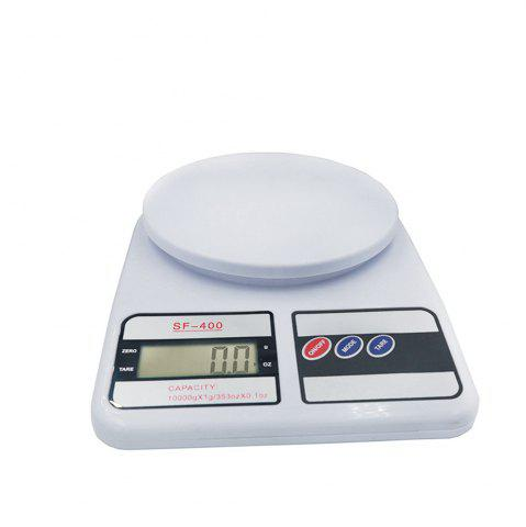 New Digital Kitchen Scale for Cooking and Baking with 10 KG Capacity 1G Accuracy