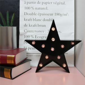 LED Star Night Light Table Lamp for Kids Children Gift Party Wedding Room Decoration -