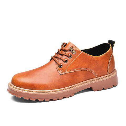 New Simple Breathable Formal Casual Shoes For Men
