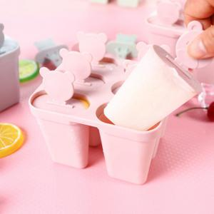 Cute DIY Popsicle Ice Cream Mould -