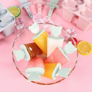 Cute DIY Popsicle Ice Cream Mold -