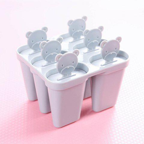 Unique Cute DIY Popsicle Ice Cream Mould