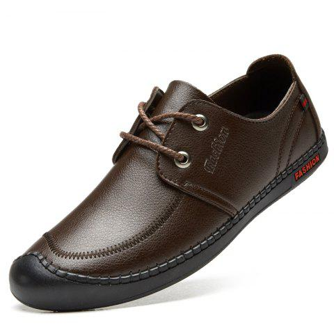 Outfit Men Casual Wear Outsole Leather Wedding Shoes
