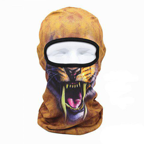 Shops 3D Animal Style Breathable Face Mask for Outdoor Sports Motorcycle Cycling Snowboard Hunting