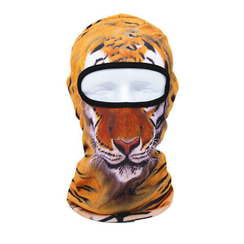 Best 3D Animal Style Breathable Face Mask for Outdoor Sports Motorcycle Cycling Snowboard Hunting