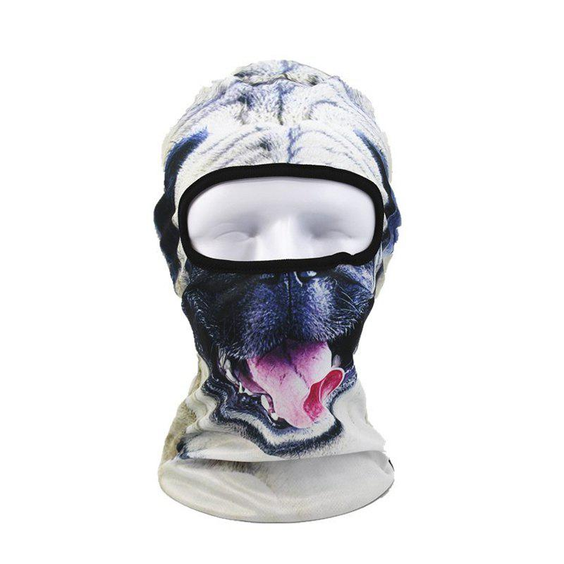 Outfit 3D Animal Style Breathable Face Mask for Outdoor Sports Motorcycle Cycling Snowboard Hunting