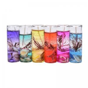 6PCS Smokeless Candles Ocean Shells Jelly Aromatherapy Candles Decoration Crossborder -