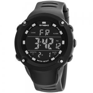 SYNOKE 9638 Waterproof Men Multi-Sport Climbing Running Electronic Watch -