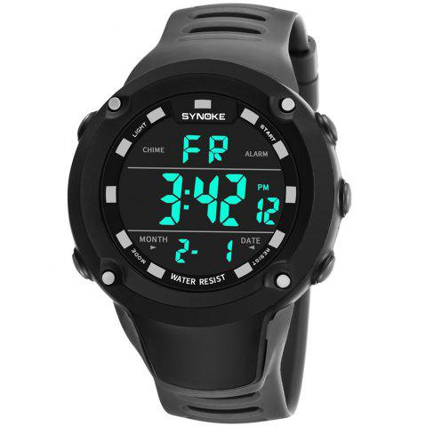 Fashion SYNOKE 9638 Waterproof Men Multi-Sport Climbing Running Electronic Watch
