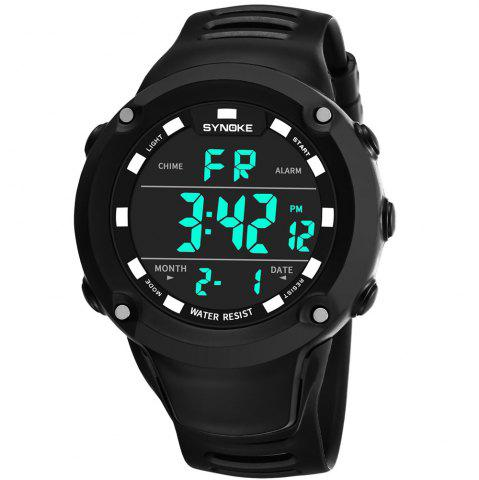 Trendy SYNOKE 9638 Waterproof Men Multi-Sport Climbing Running Electronic Watch