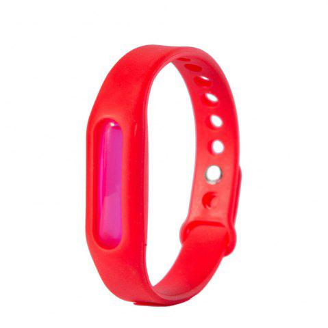 Outfit Summer Mosquito Repellent Silicone Wristband