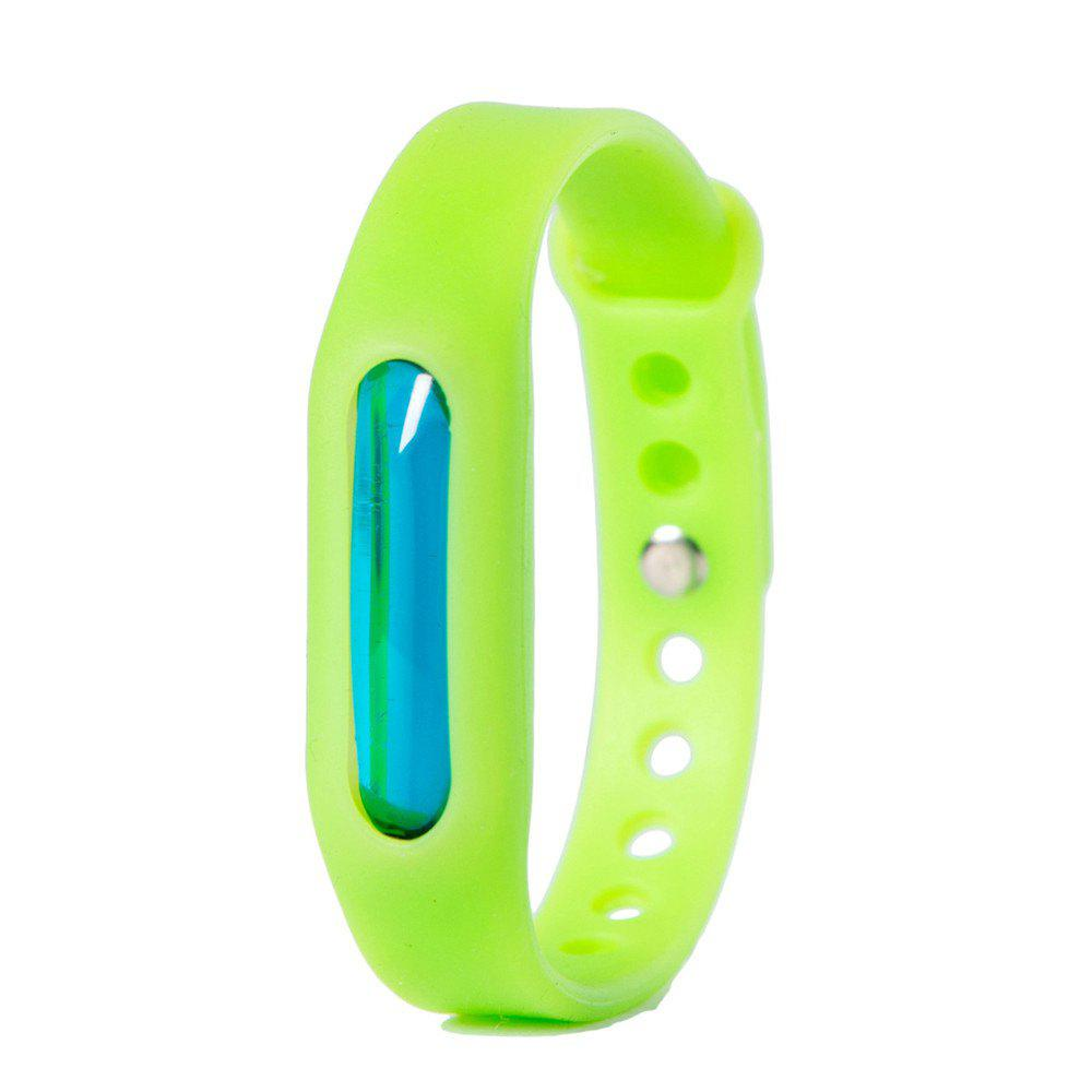Online Summer Mosquito Repellent Silicone Wristband