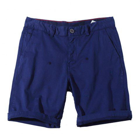 Buy 2018 Summer New Men Cotton Shorts Casual Pants