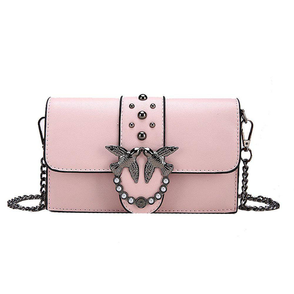 Fancy Star Swallows Chain Female Fashion Simple Shoulder Messenger Bag