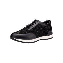 Lace Up RhineStone Sneaker Chaussures -
