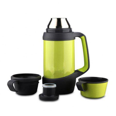Unique Outdoor Sports High-capacity Vacuum Travel Stainless Steel Pot